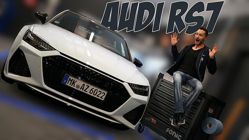 Audi RS7 - YouTube - Test & Vorstellung